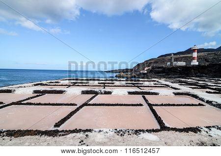 Salt Flat Field