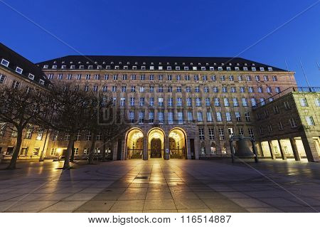 Bochum Rathaus
