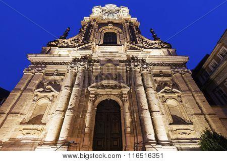 Saint Michael's Church In Leuven