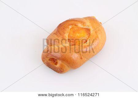 Pie With Apricot Jam