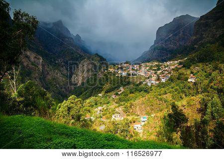 Mountain Village Curral Das Freiras