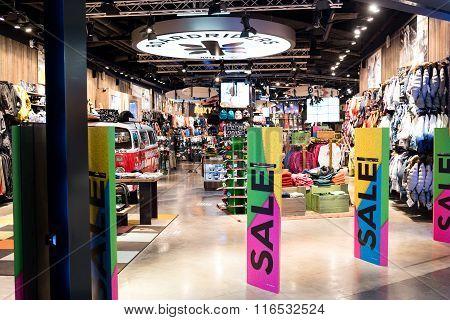 Sport Fashion Store