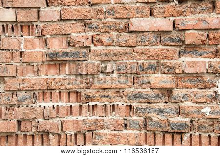 Background Of Brick Wall Texture vintage wallpaper