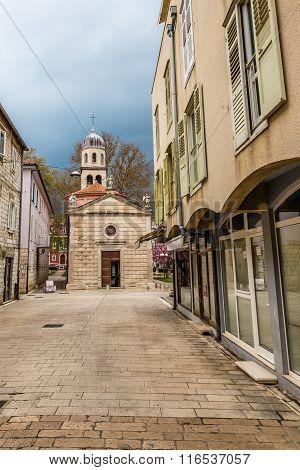 Church Of Our Lady Of Health - Zadar, Croatia