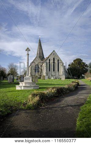 All Saints Church, Woodchurch, Kent