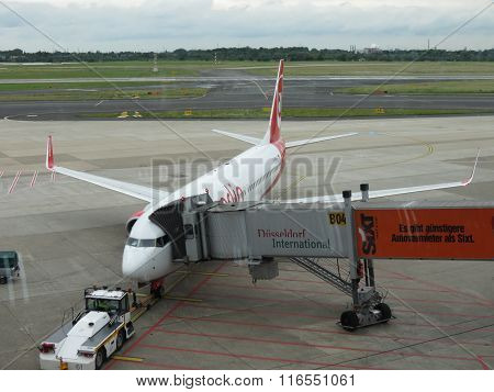 Air Berlin Airlines Aircrafts