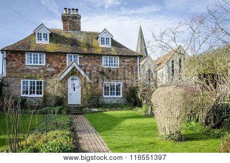 Cottage In A Kent Village
