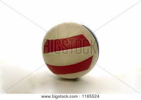 A Beach Volleyball