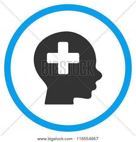 Head Medicine Rounded Icon