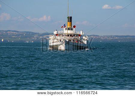 Simplon Steamboat