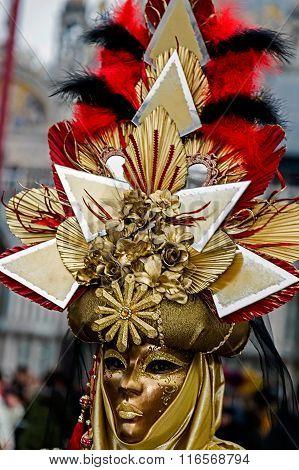 Venezian Mask 9