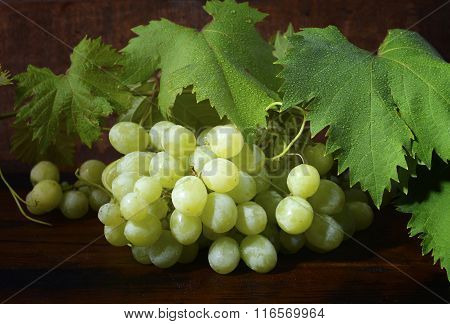 Large Bunch Grapes.