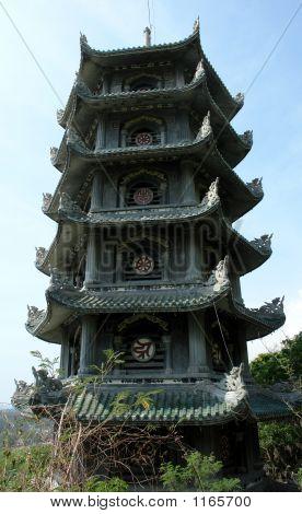 Vietnamese Pagoda
