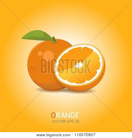 Orange Fruit 2