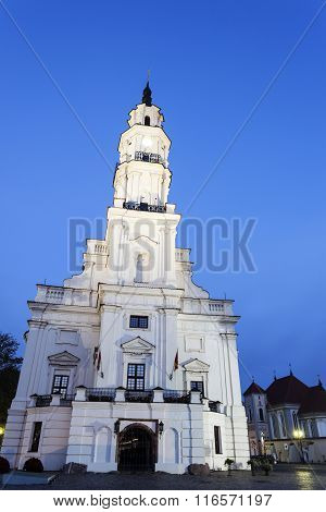 Town Hall Of Kaunas