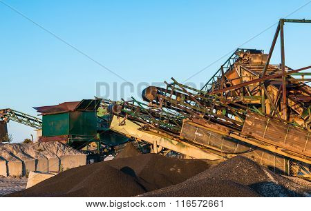 Gravel Machines