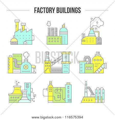 Factory Buildings