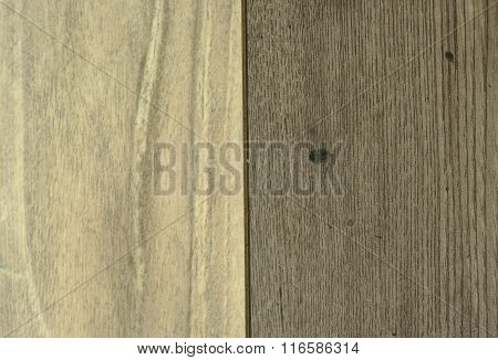 Bright And Dark Wooden Tops