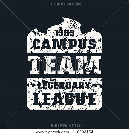 Campus Sports Emblem
