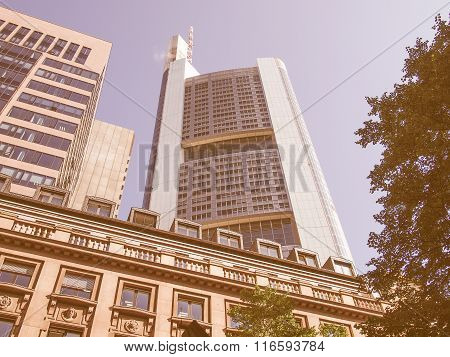Frankfurt Germany Vintage