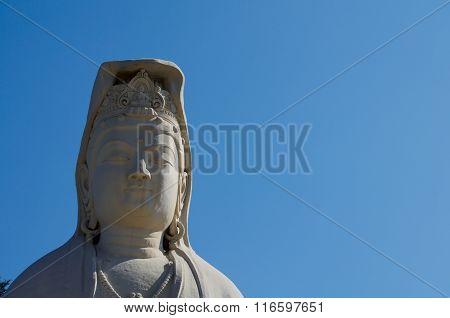 Ryozen Bodhisattva Avalokitesvara kannon statue, Kyoto