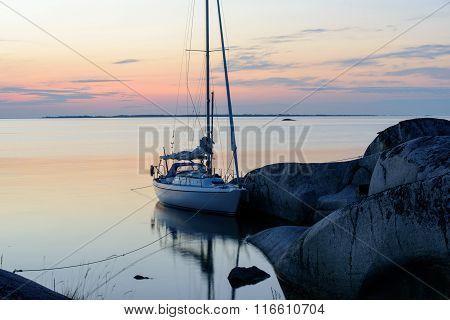 Summer Night In The Archipelago