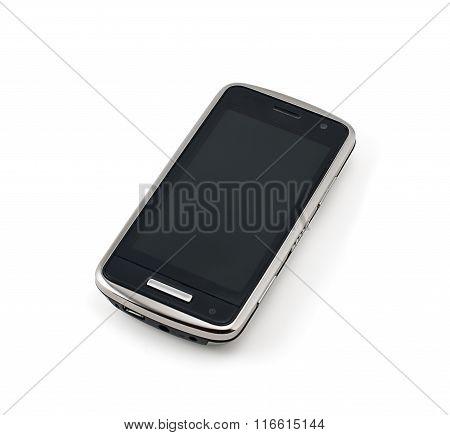 Black Screen Smartphone