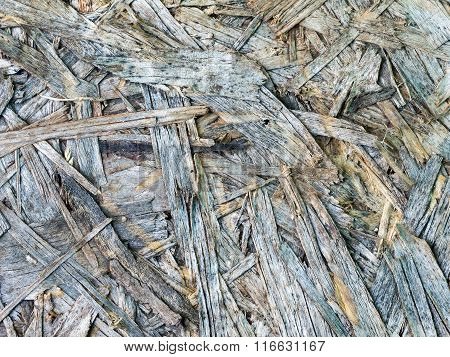 Old Wood Chips Background