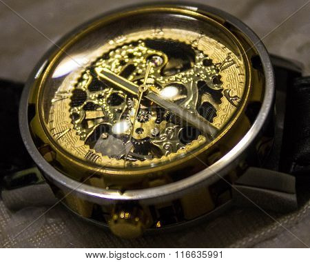 Modern beautiful clock