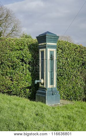 Ancient Village Water Pump