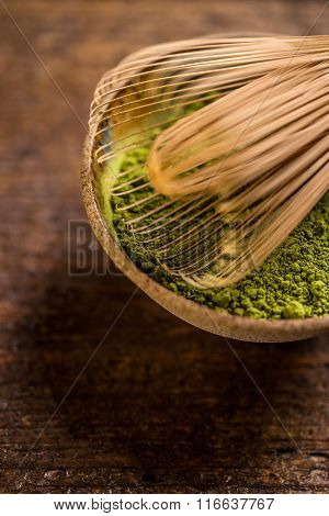 Powder Green Tea