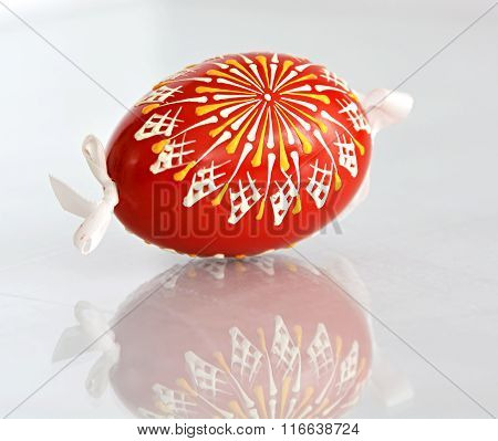 Hand Painted Easter Egg