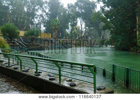The Yardenit Baptismal Site