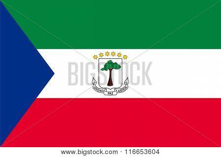 Standard Proportions For Equatorial Guinea Flag