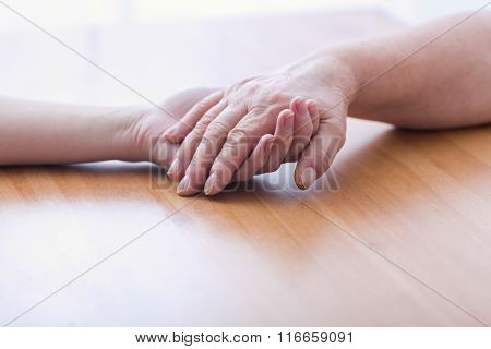 Metaphor Of Support And Care