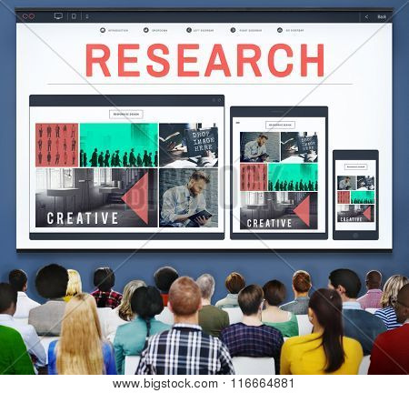 Research Information Knowledge Question Report Concept