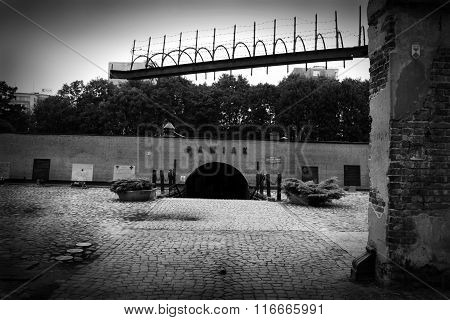Pawiak - former Gestapo Prison