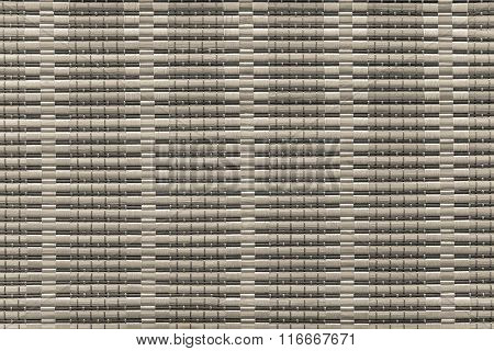 Corrugated Texture With Interlacings And A Lines Pattern