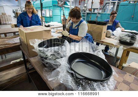 Production Pans