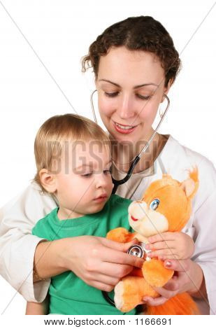 Child Doctor Toy