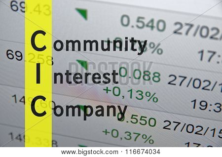 Community Interest Company