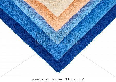 Four Colors Towels