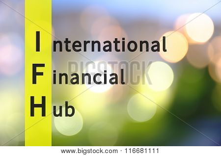 International Financial Hub