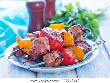 Fried Kebab