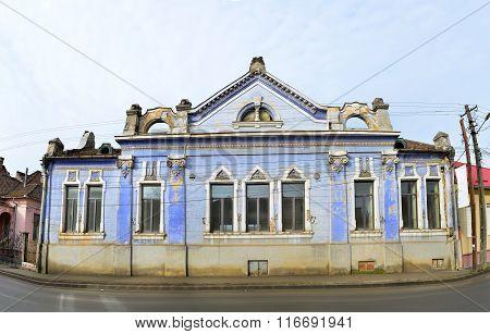 Lipova City Building