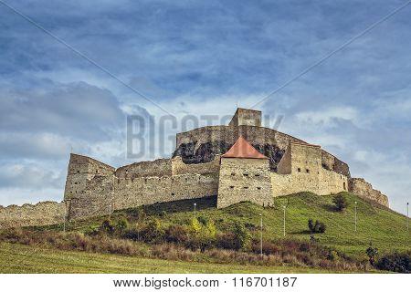 Medieval Rupea Fortress, Romania