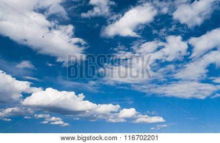 Cloudy Outdoor Sky Beauty