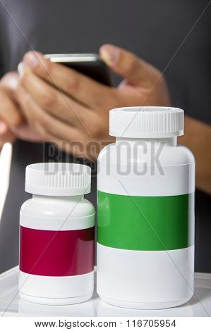 Ordering Supplements with Mobile Phone