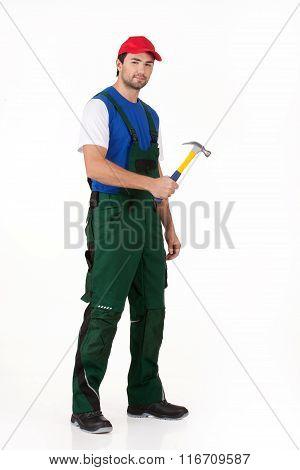 Man In The Uniform