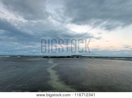 Beach At Las Croabas, Puerto Rico